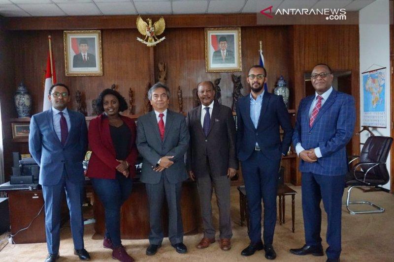 Dubes RI paparkan kemajuan demokrasi Indonesia di Ethiopia