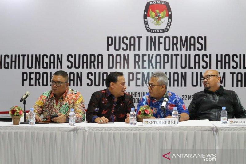 KPU RI  akan laporkan hoaks pemilu ke penegak hukum