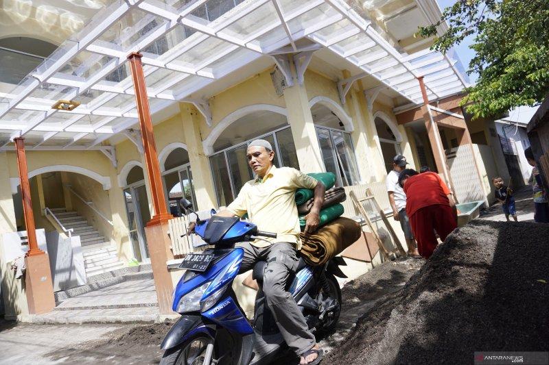KPPS sisihkan honor bantu pembangunan musala