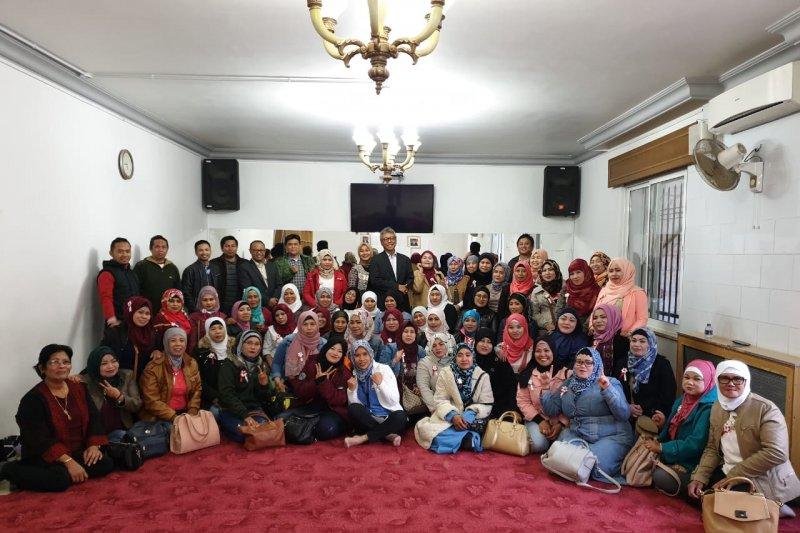 51 pekerja migran ilegal Indonesia direpatriasi dari Jordania