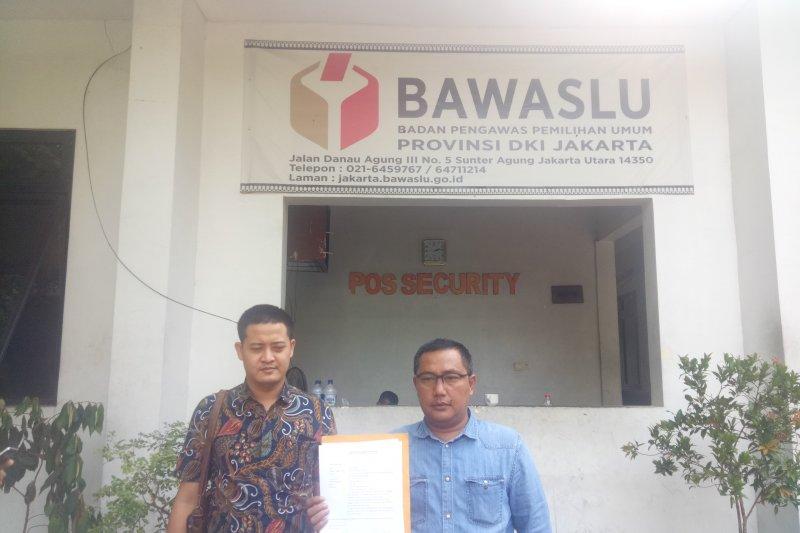 BPP Prabowo-Sandi laporkan kesalahan input form C1 ke Bawaslu DKI