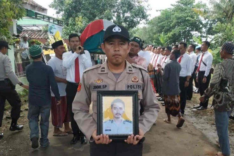 Angota Polres Indramayu meninggal saat bertugas amankan Pemilu