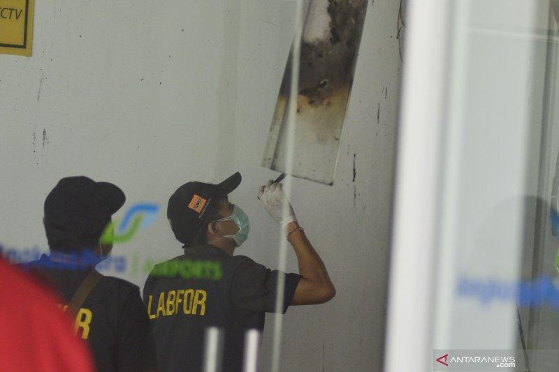 Polisi sebut kebakaran Bandara Bali karena korsleting