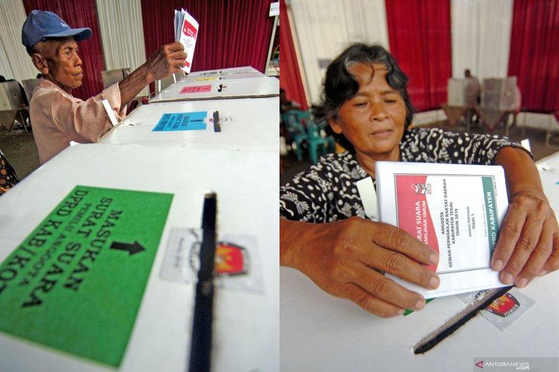 KPU Limapuluh Kota gelar pemungutan suara ulang di enam TPS
