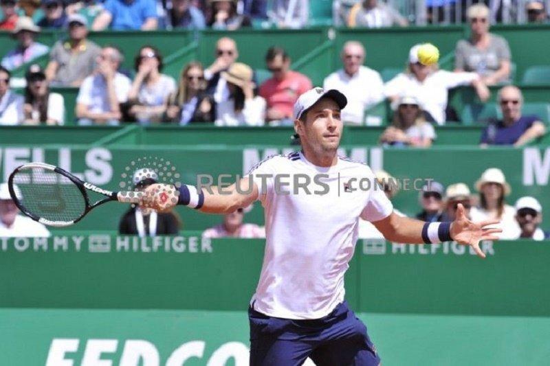 Tundukkan Sonego, Lajovic melaju ke semifinal Monte Carlo