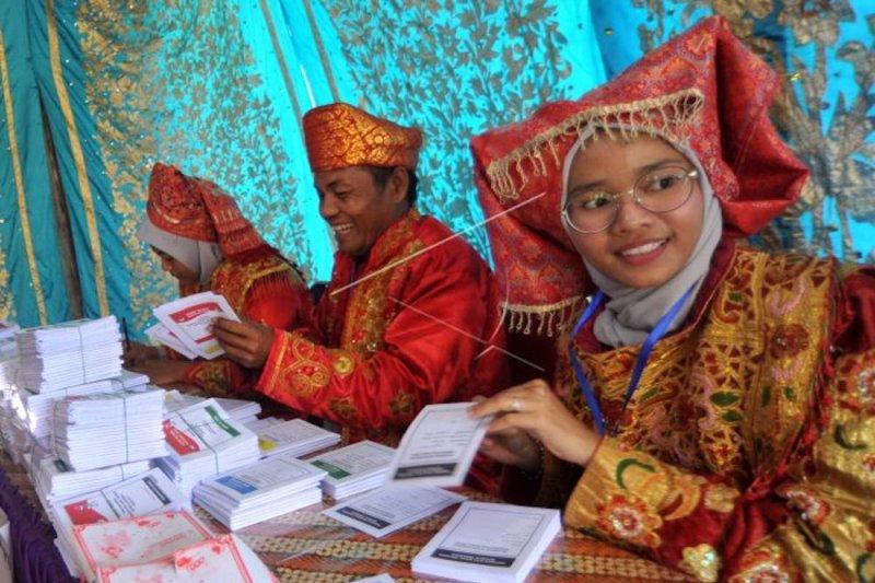 Membaca hasil pemilu presiden di Ranah Minang