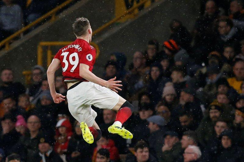 McTominay: Saya berhutang kepada Mourinho