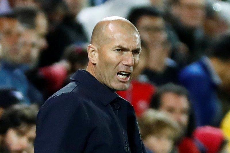 Zidane jamin Real Madrid berubah