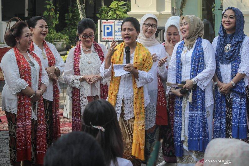 Ibu Negara hadiri Peringatan Hari Kartini