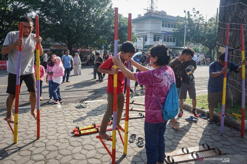 Mengenalkan Permainan Tradisional Antara News Kepulauan Riau