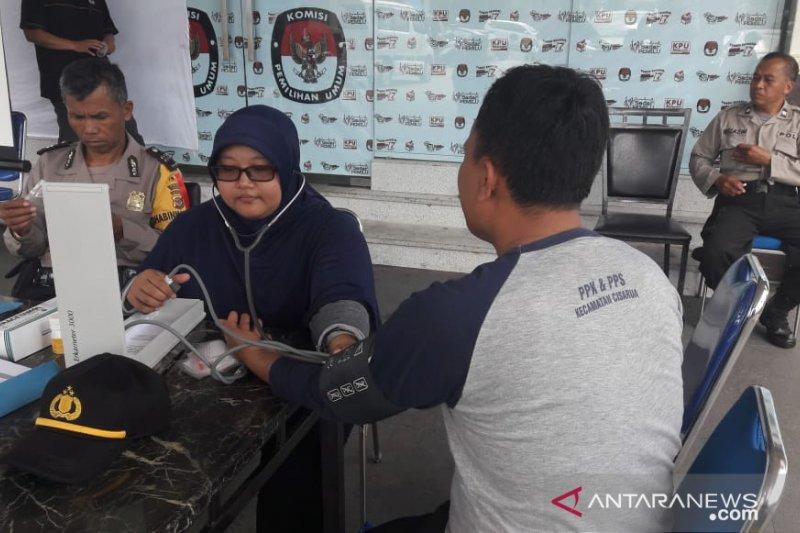Pemkab Bogor sediakan tim medis kawal kesehatan anggota KPPS