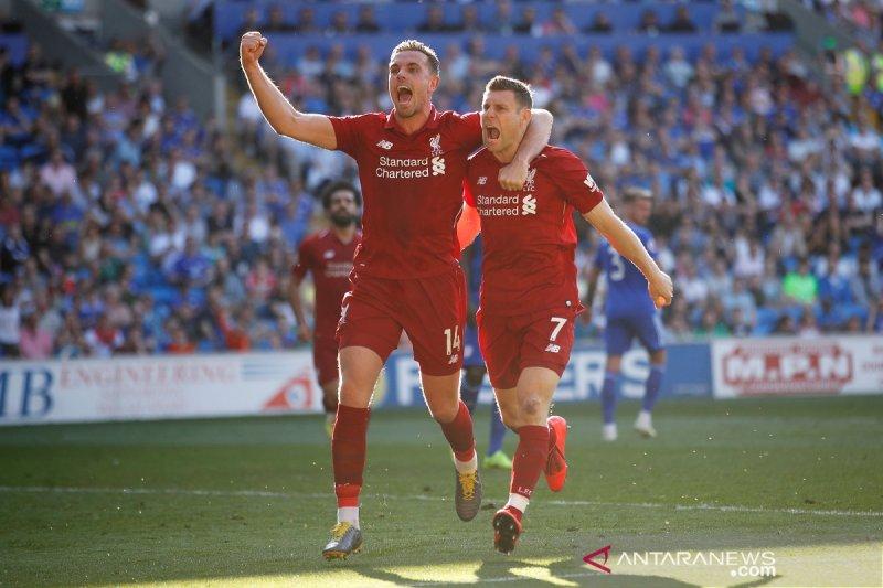 Klopp nilai Milner sebagai panutan ideal bagi pemain muda