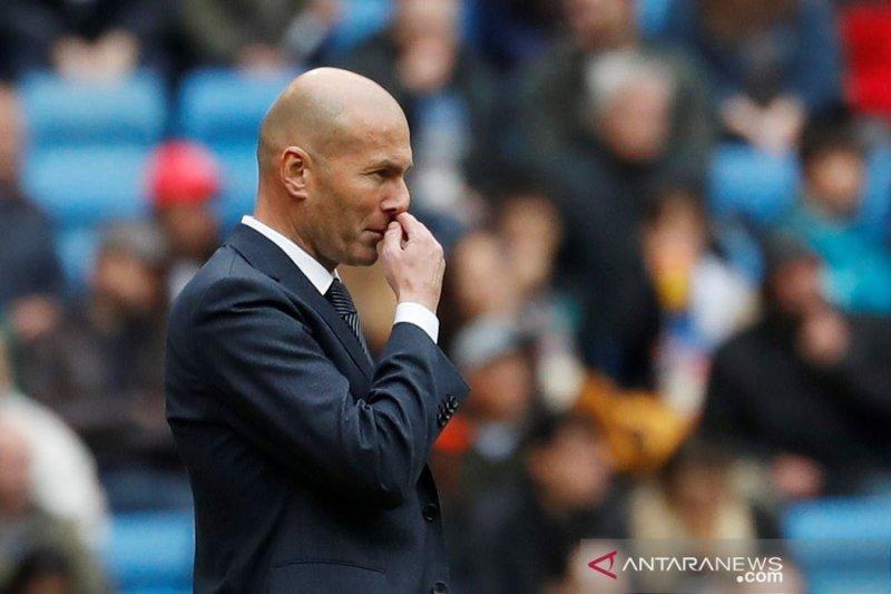 Laga persahabatan, Zidane sebut Bale yang menolak main