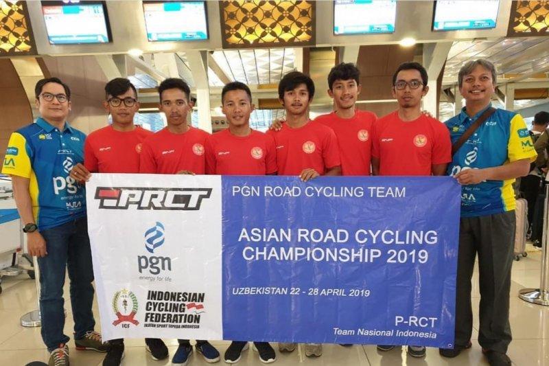 Timnas tinggal berharap pada nomor IRR di Kejuaraan Asia Uzbekistan