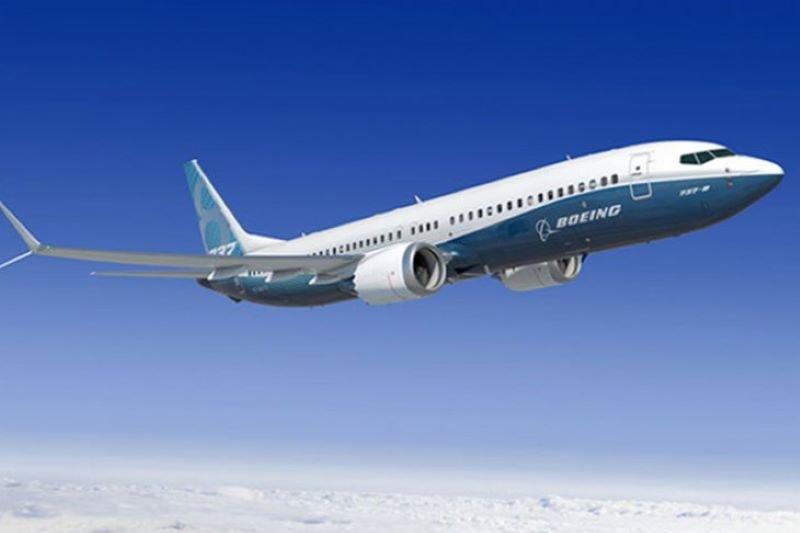 Pengiriman jet Boeing 737 turun drastis