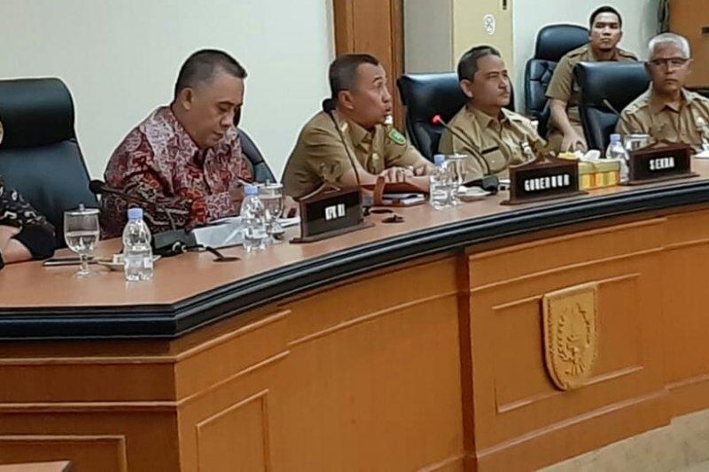 KPK lakukan kegiatan koordinasi pencegahan korupsi tiga provinsi