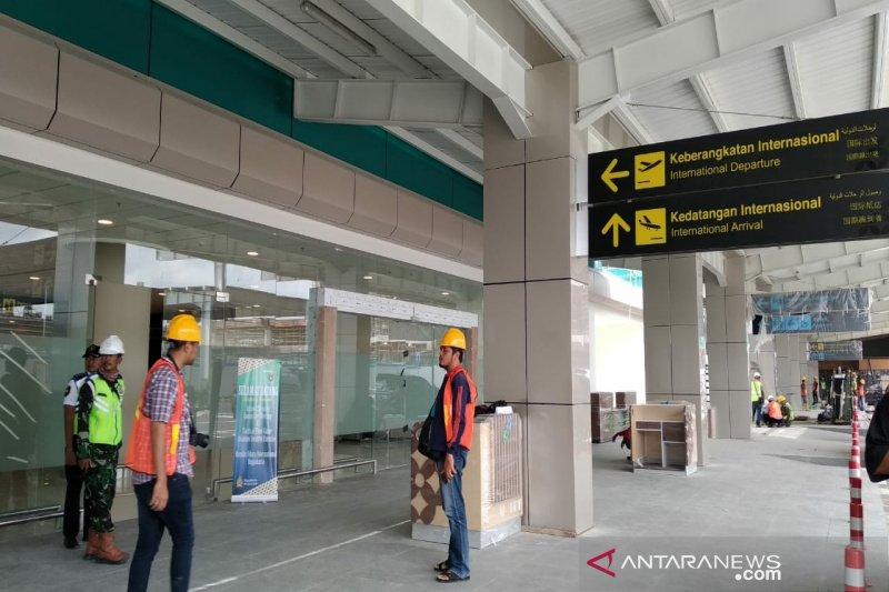 INACA meminta  debu Bandara Internasional Yogyakarta diatasi