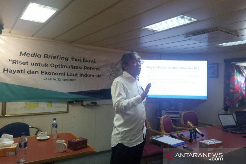 LIPI membangun indeks kesehatan ekosistem pesisir
