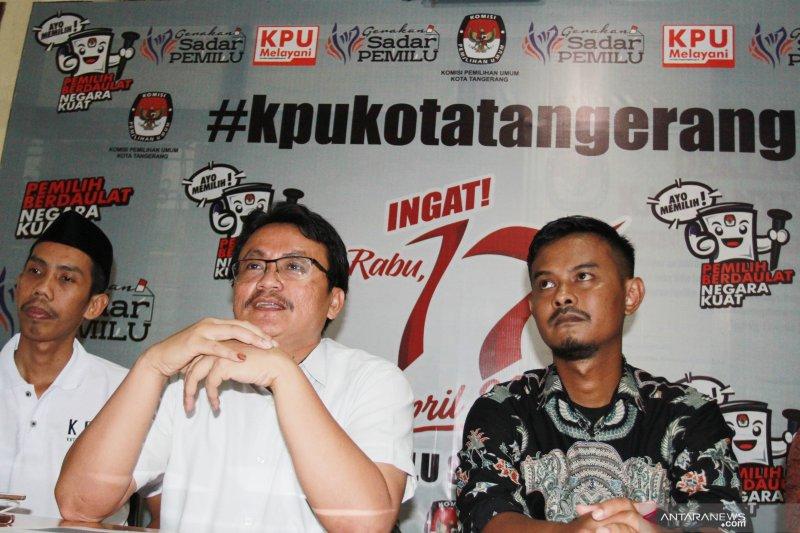 Kota Tangerang akan gelar PSU Pemilu 2019