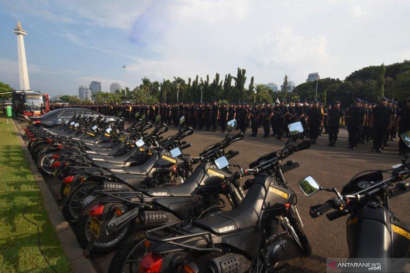 Mabes Polri: Pengerahan Brimob ke Jakarta sebagai bentuk antisipatif