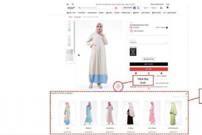 popIn perkenalkan layanan rekomendasi produk menggunakan teknologi pengenalan gambar