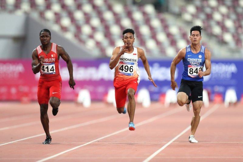 Pelatih pastikan Zohri siap tanding maksimal di Qatar