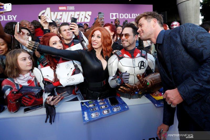 'Avengers: Endgame' versi baru besok tayang di Indonesia