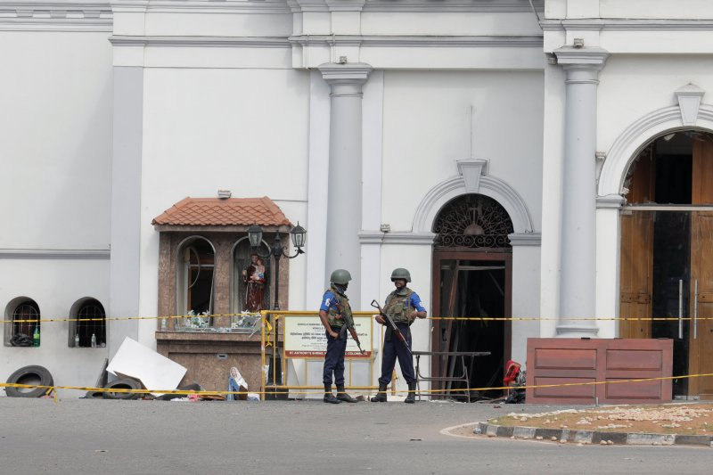 Menteri: Pengeboman Sri Lanka aksi balas dendam serangan Selandia Baru
