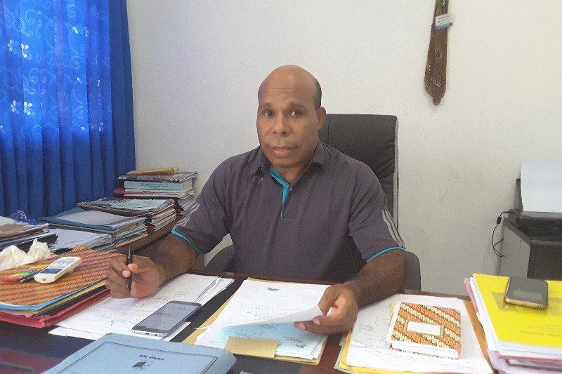 123 siswa SMP pengungsi asal Nduga ikut ujian nasional di Wamena