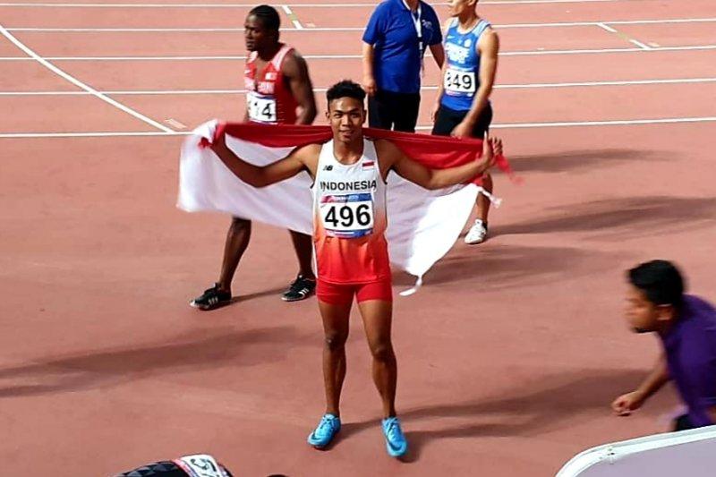 Zohri batal membela timnas atletik di China akibat cedera