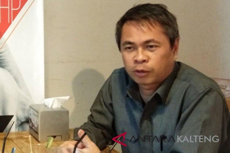 Sembilan pengawas pemilu di Kalteng alami kecelakaan serta sakit
