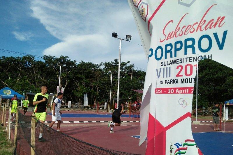 Atlet takraw siap berlaga di Porprov