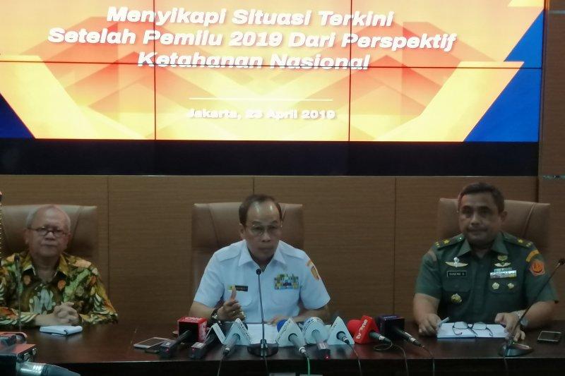 Tunggu Keikhlasan Jokowi dan Prabowo Bertemu Pasca-Pemilu