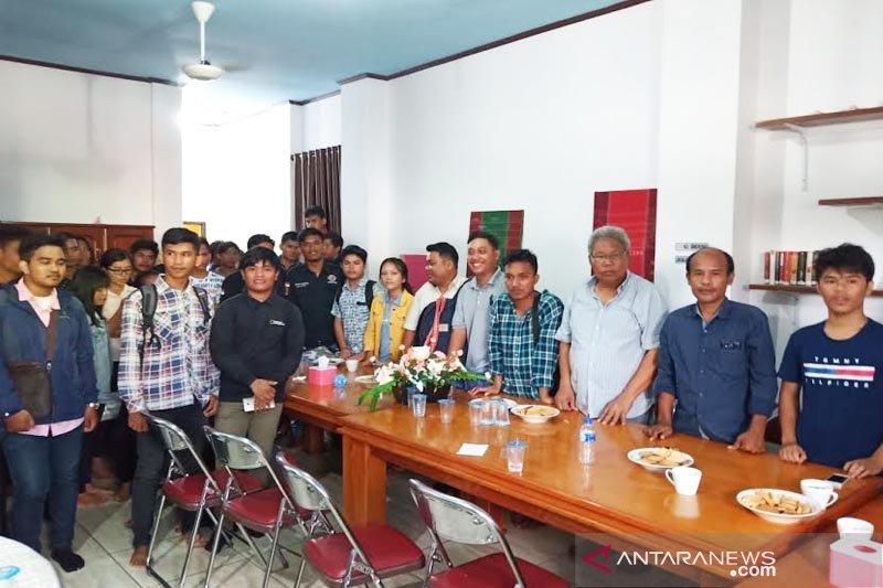 Proses hukum penabrak meninggalnya tiga mahasiswa dikawal LKMB Kalteng