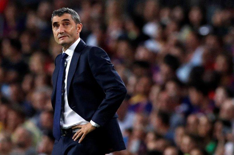 Ernesto Valverde di ujung tanduk, Barcelona bidik Martinez