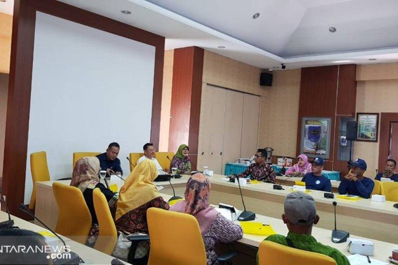 Petani di Padang Panjang ikuti bimtek penanganan dan pengolahan cabai di Bogor
