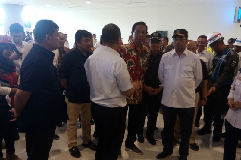 Menhub sebut Bandara Internasional Yogyakarta dapat didarati pesawat besar