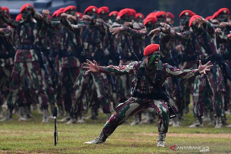 Mengenal Koopsus, pasukan elit baru TNI