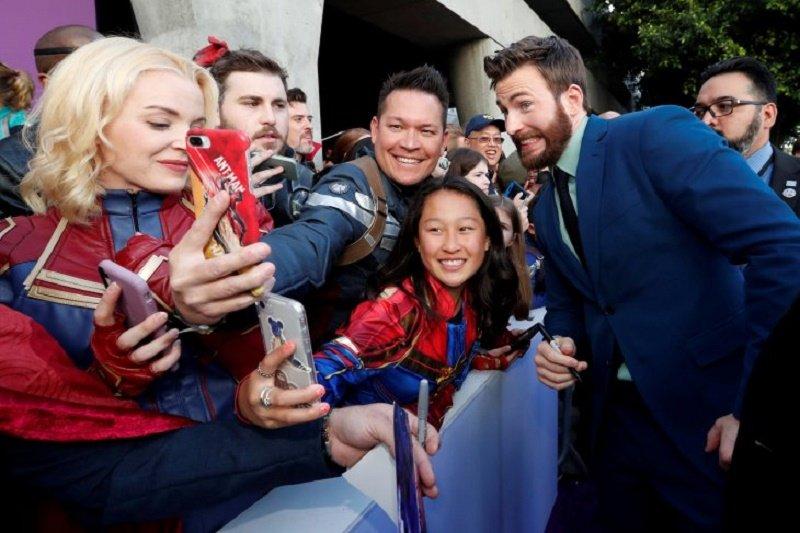 """Film """"Avengers: Endgame"""" versi baru tayang mulai Jumat"""