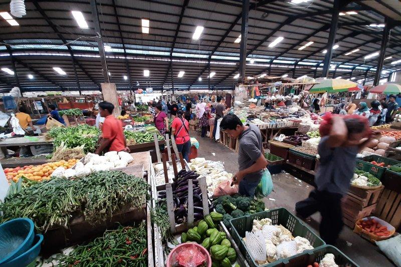 Harga cabai di Tanjungpinang naik jelang puasa