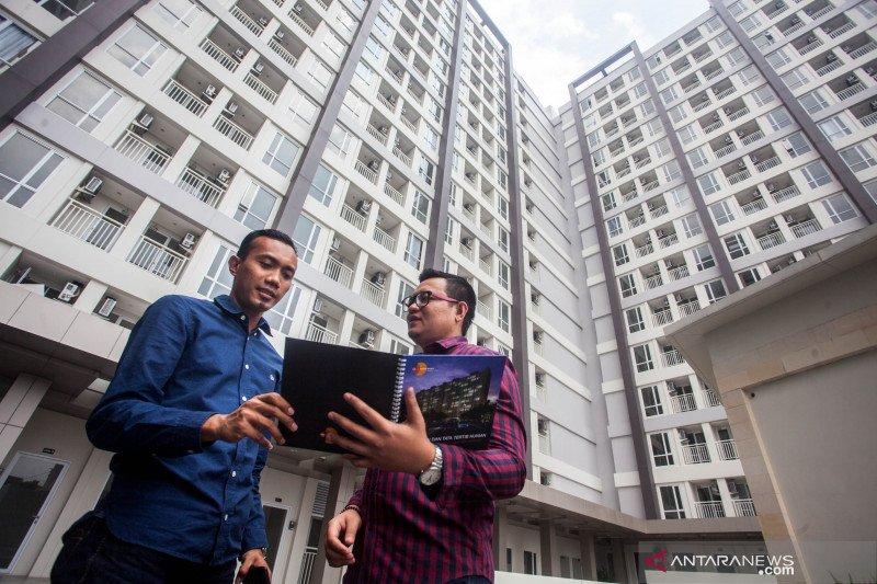Konsultan: Harga jual apartemen tak banyak berubah