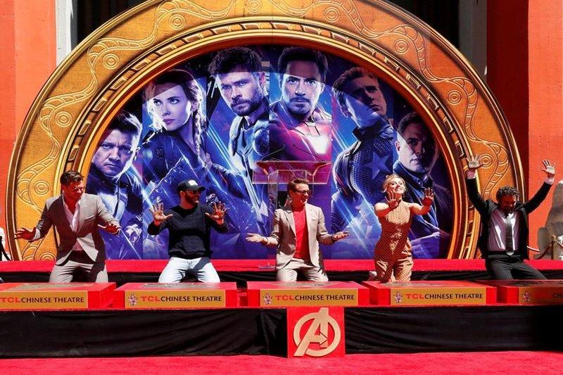 """Sutradara """"Avengers: Endgame"""" potong adegan Thor dan Valkyrie"""