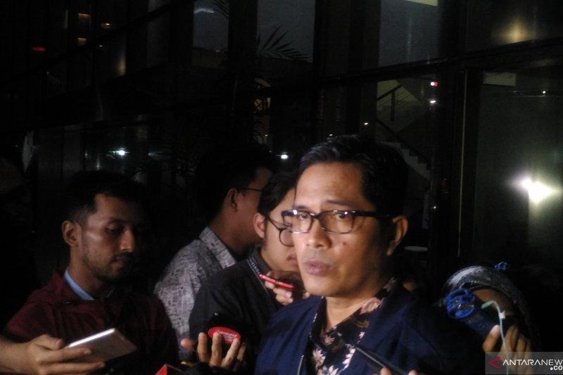 KPK benarkan telah geledah tiga lokasi di Tasikmalaya