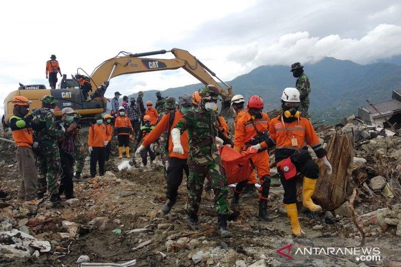 Santunan duka untuk 1.383 korban bencana Palu sedang disalurkan bank