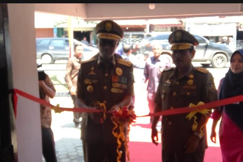 Gubernur Sumbar resmikan pusat informasi geopark nasional Silokek
