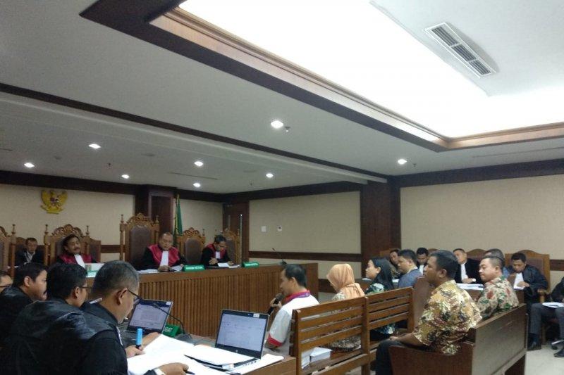 Saksi akui sekjen KONI berikan Rp300 juta untuk Muktamar NU