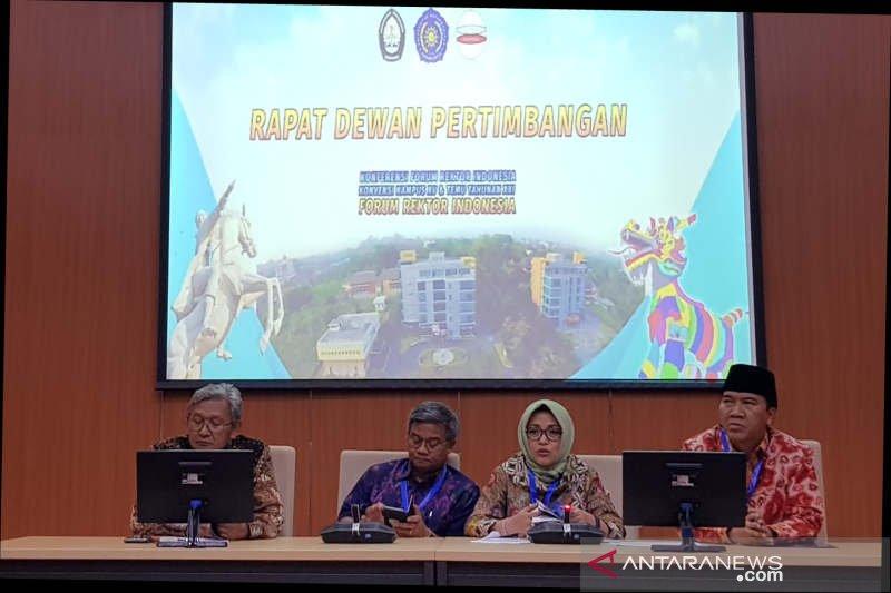 Forum Rektor Indonesia 2020-2021 dijabat Rektor IPB