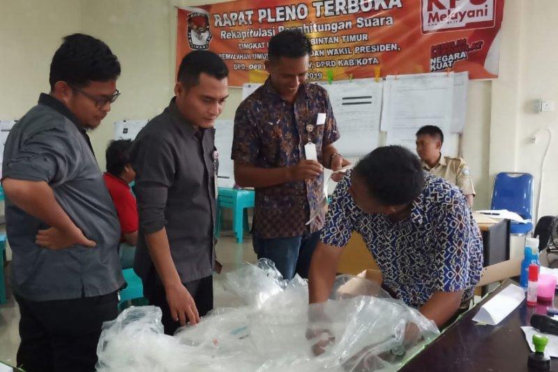 Bawaslu Bintan tangani lima kasus Pemilu