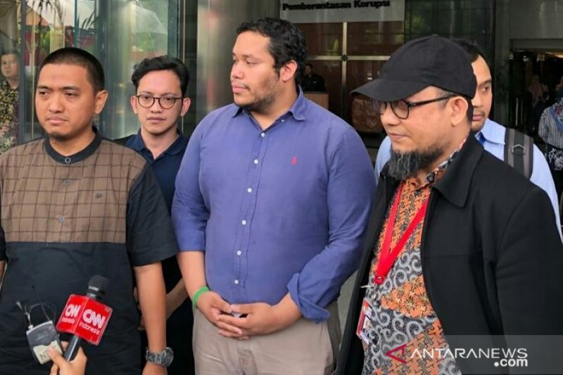 Amnesti Internasional datangi KPK bantu ungkap kasus Novel Baswedan