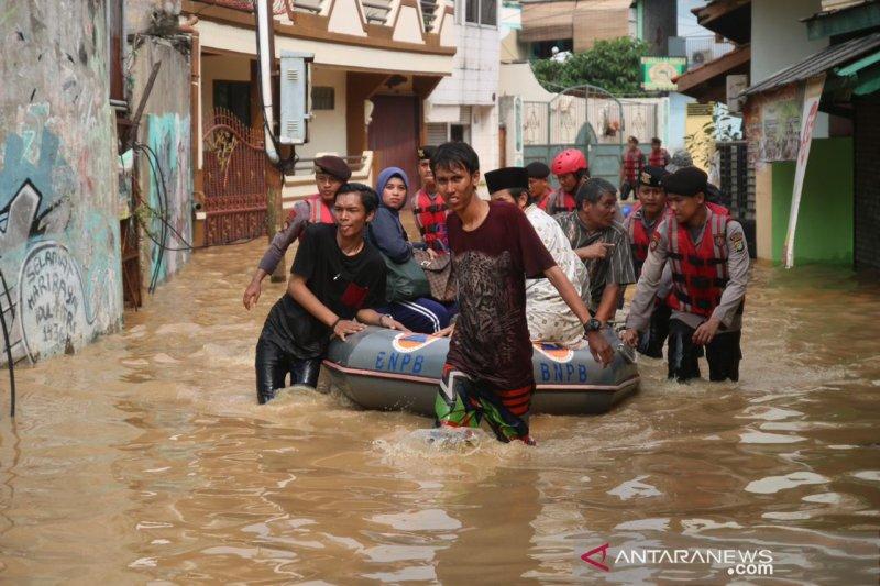 Korban tewas banjir Kebon Baru merupakan petugas angkut sampah